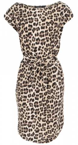 Musthaves jurk Leopard