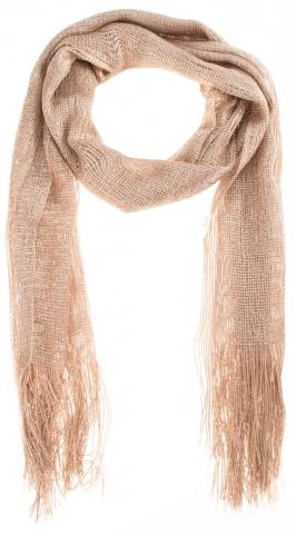 Lurex sjaal