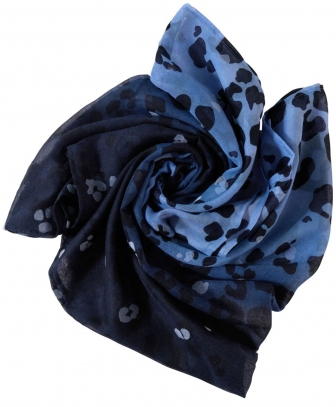 Street One sjaal met luipaardprint
